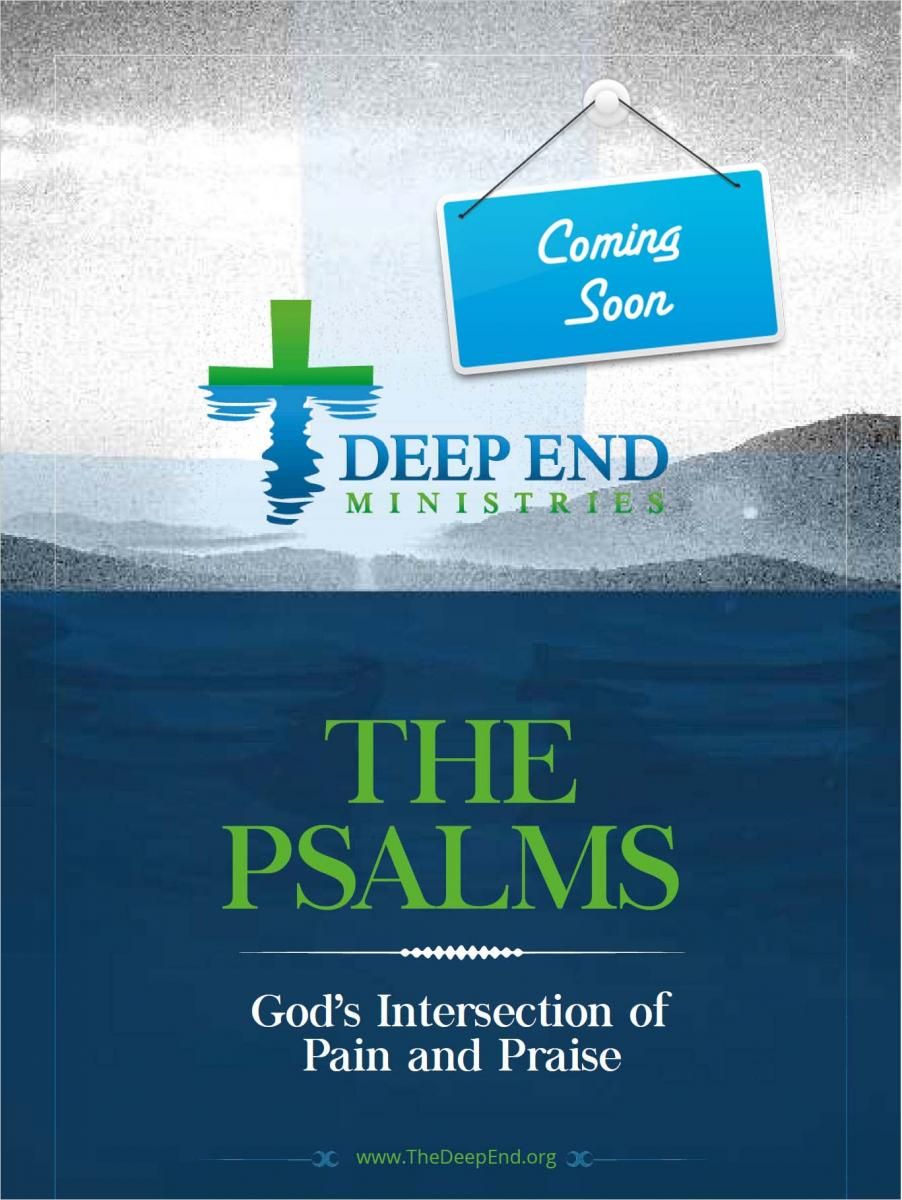 The Psalms - God's Intersection of Pain and Praise (COMING SOON)