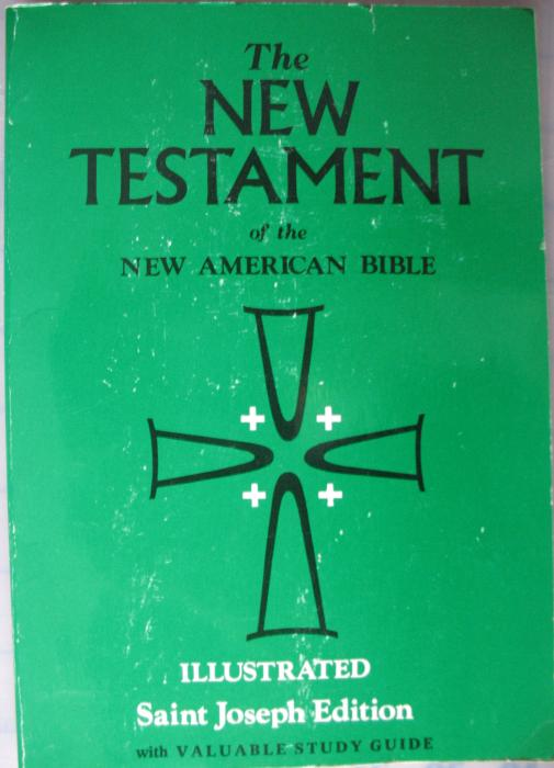 NAB New Testament AS IS