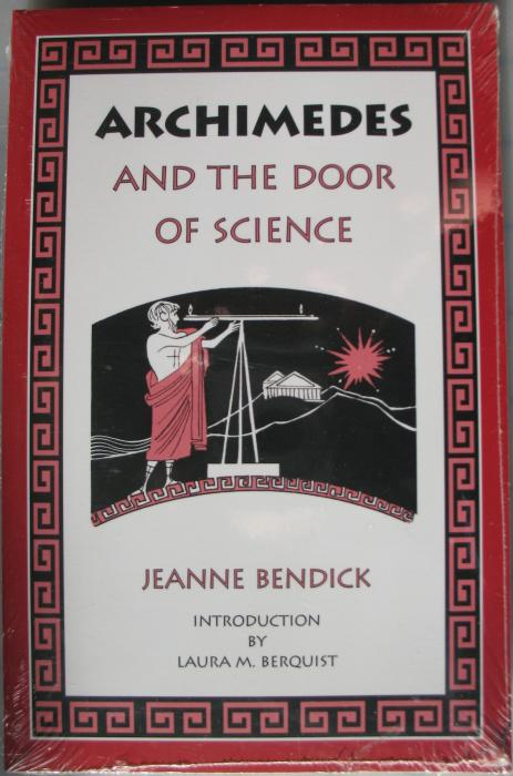 Archimedes and The Door of Science  - Living History Library