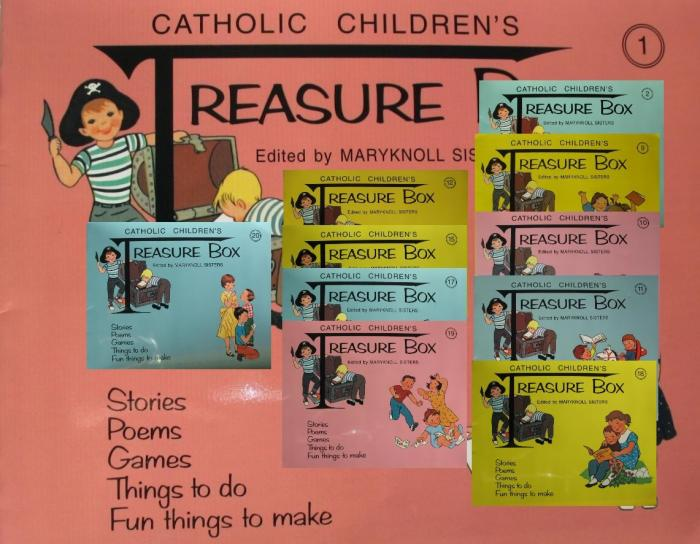 Catholic Children's Treasure Box Series - Assorted Volumes