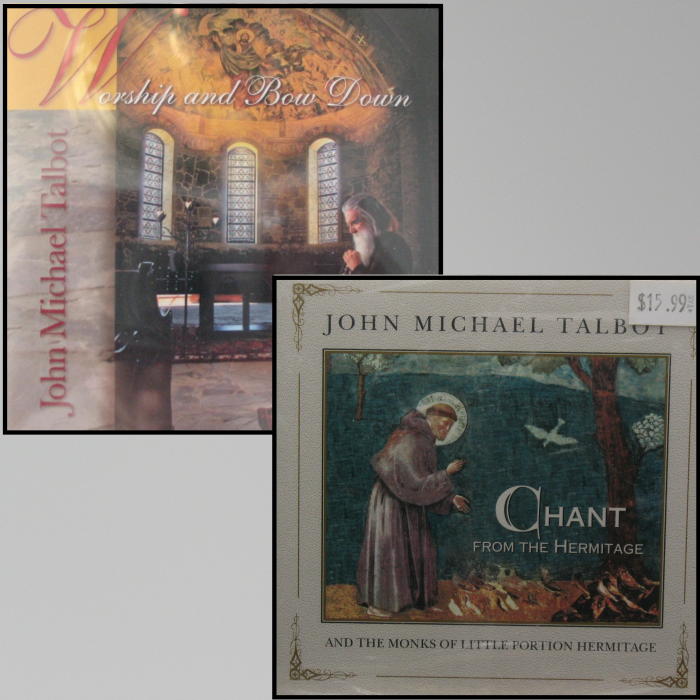 John Michael Talbot - Worship and Bow Down or Chant From The Hermitage