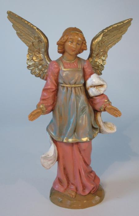 """Standing Angel - 5"""" Collection- Fontanini"""