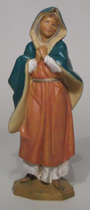 """Mary (At The Foot of the Cross) - 5"""" Collection - Fontanini"""