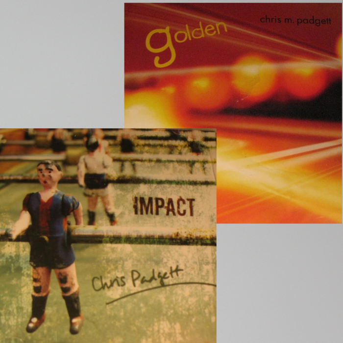 Chris M Padgett CDs - Golden or Impact