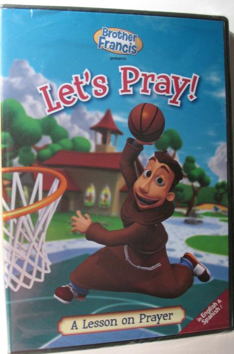 Let's Pray!- A Lesson on Prayer - Brother Francis DVD (1)