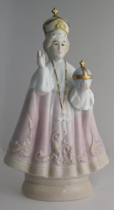 Infant of Prague Statue - 7 1/4 inches