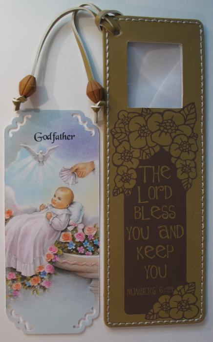 Bookmark with Magnifier and Small Card