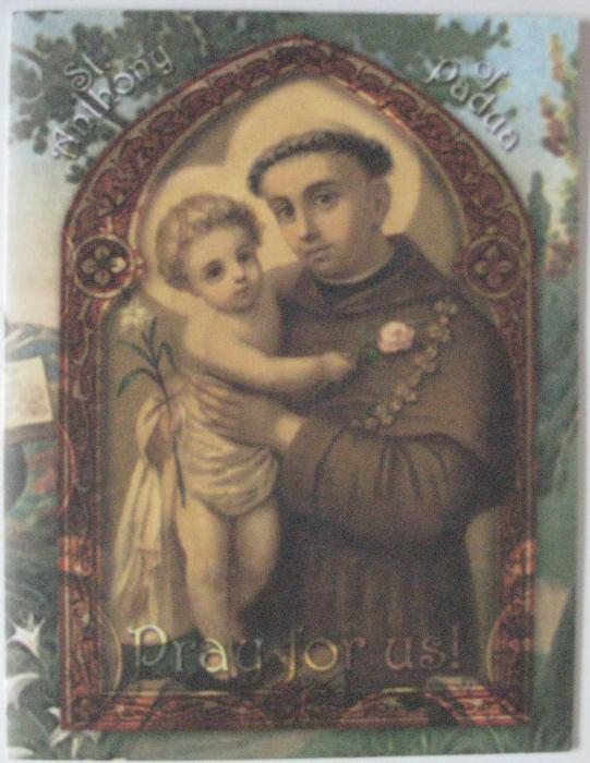 St. Anthony - NoteCard / BookMark Series