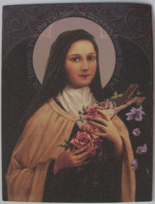 St. Therese - NoteCard / BookMark Series