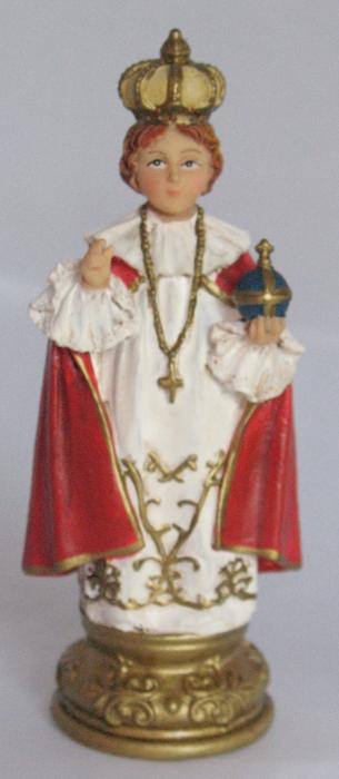 Infant of Prague Statue - 4 inch