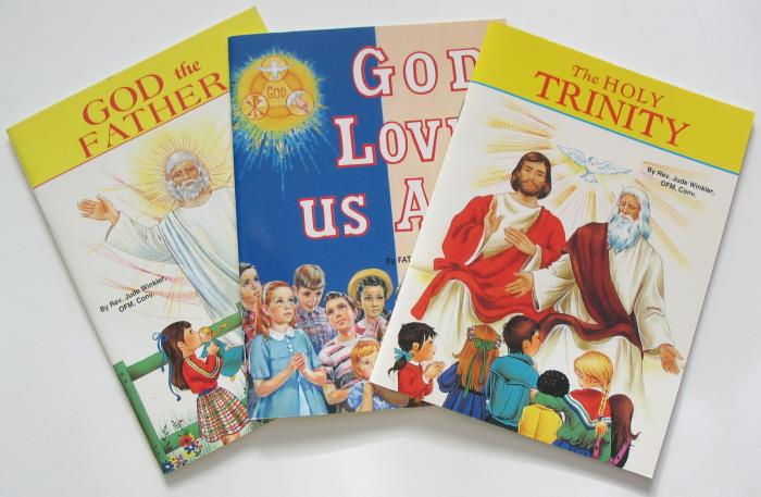 Almighty God- St. Joseph Picture Books Series