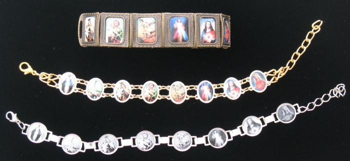 Metal Saints Bracelet