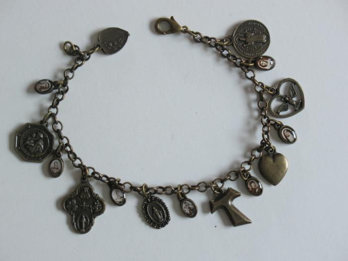 Bronze Colored Bracelet