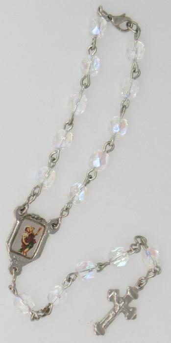 St Christopher Car Rosary