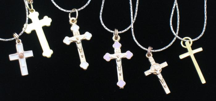 Gold Cross / Crucifix