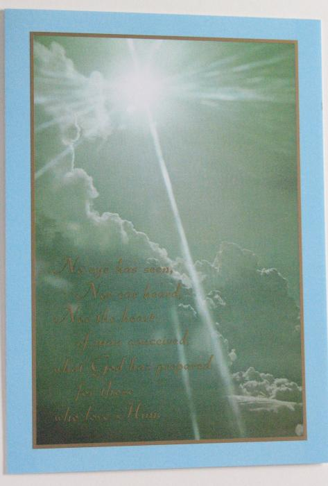 Mass Cards - For Repose of Soul - box of 99