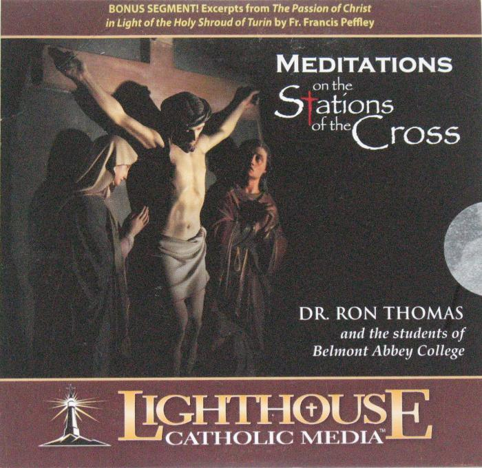 Meditations on the Stations of the Cross - Audio CD