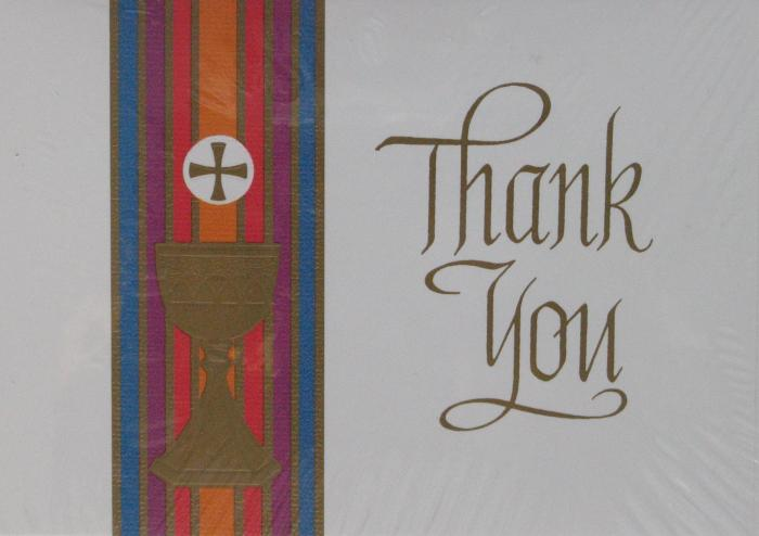 Thank You Cards - box of 50