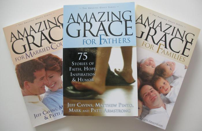 Amazing Grace Series - Cavins, Pinto , Armstrong