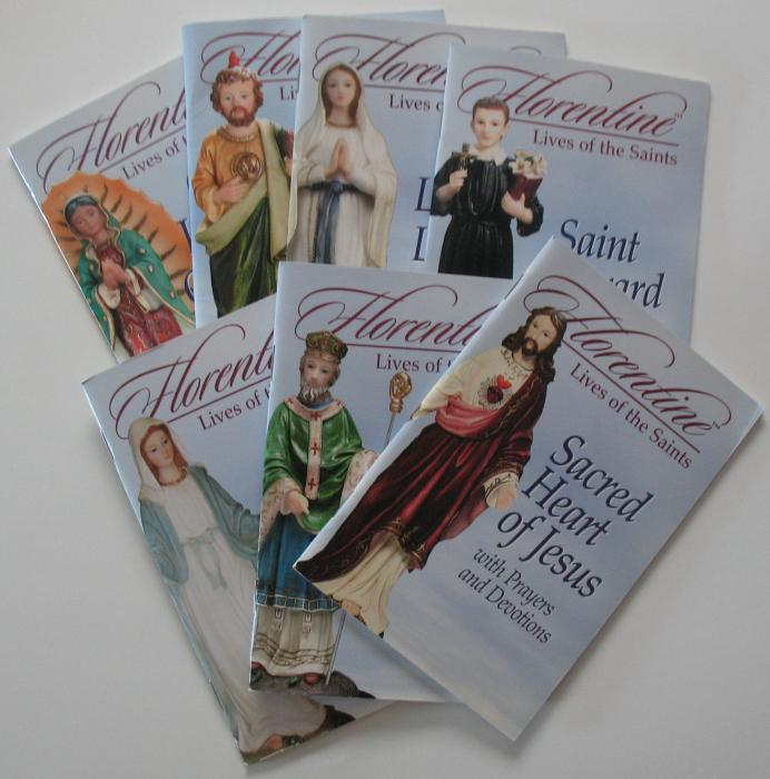 Florentine Lives of the Saints Booklet Series - Assorted Titles