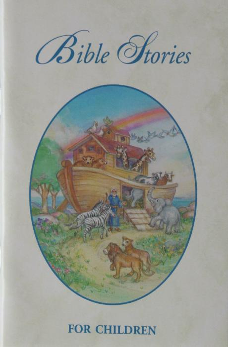 Bible Stories for Children Booklet