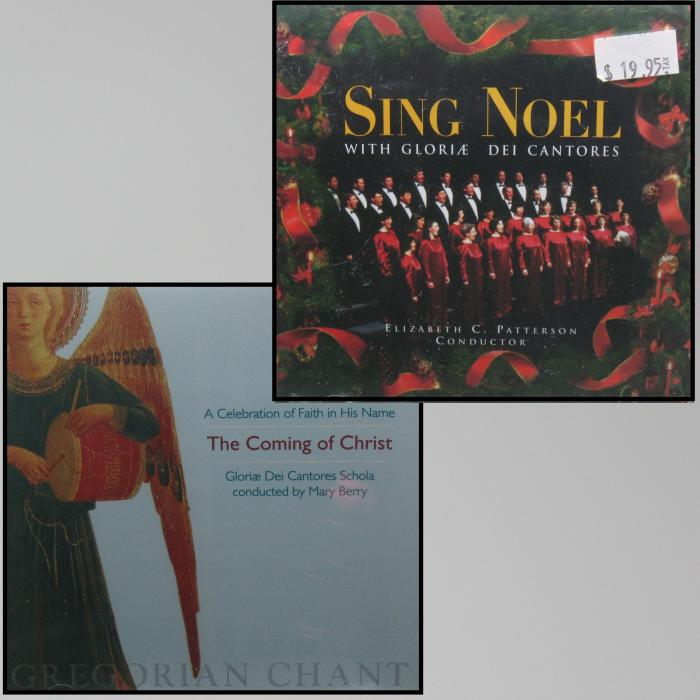 Gloriae Dei Cantores - The Coming of Christ or Sing Noel
