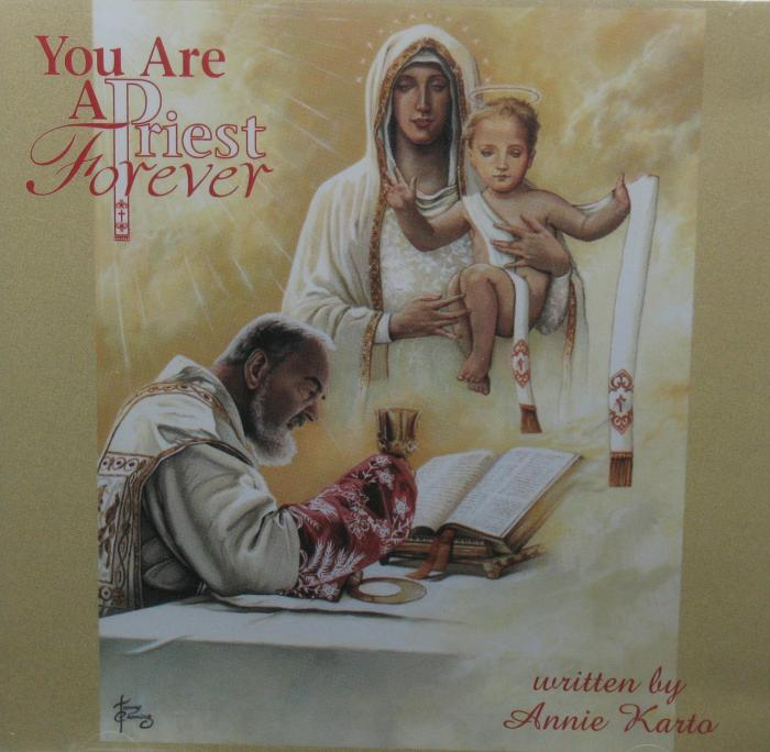 Annie Karto  CD - You Are A Priest Forever