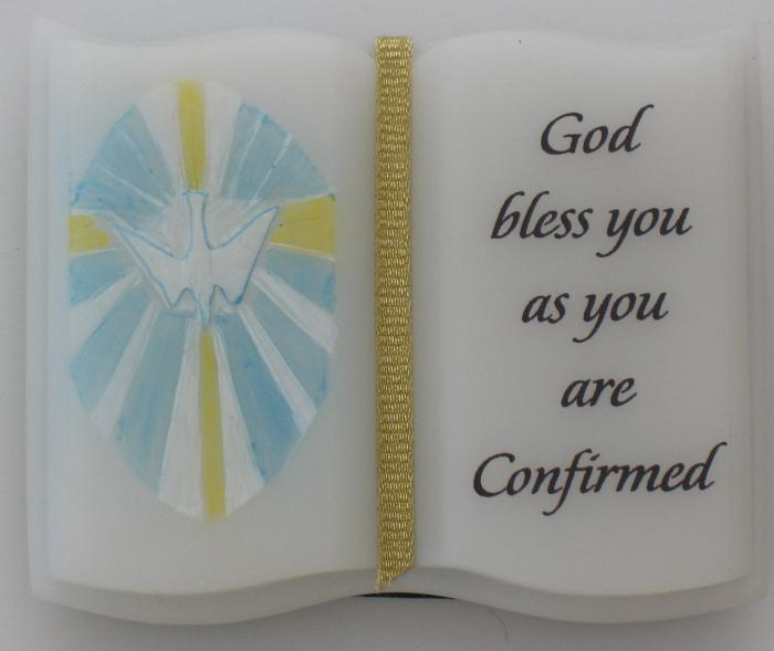 Confirmation Book Plaque