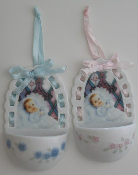 Baby Holy Water Font