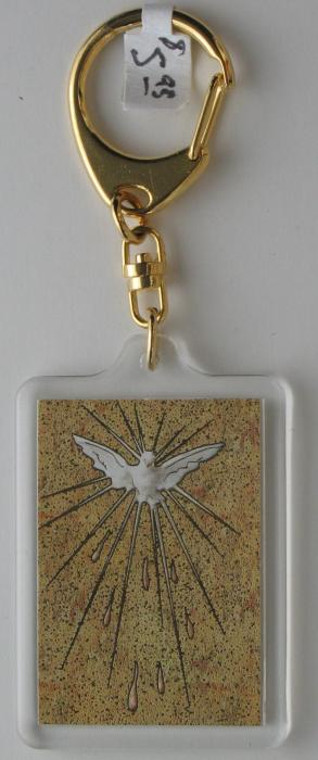 Holy Spirit Key Chain