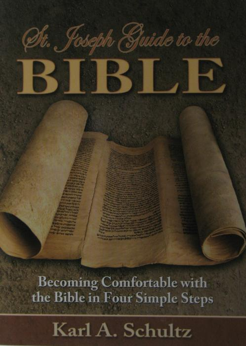 Bible - St. Joseph Guide to the : Becoming Comfortable with the Bible
