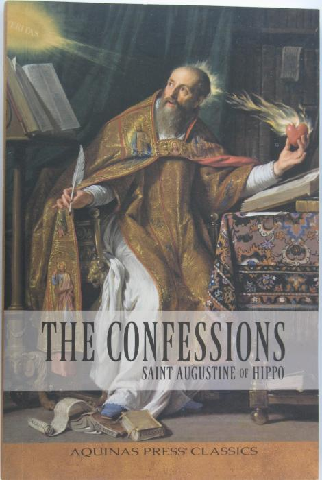 The Confessions St Augustine of Hippo