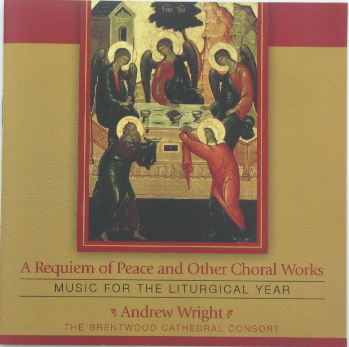 Requiem of Peace and Other Choral Works - Previously Enjoyed CD
