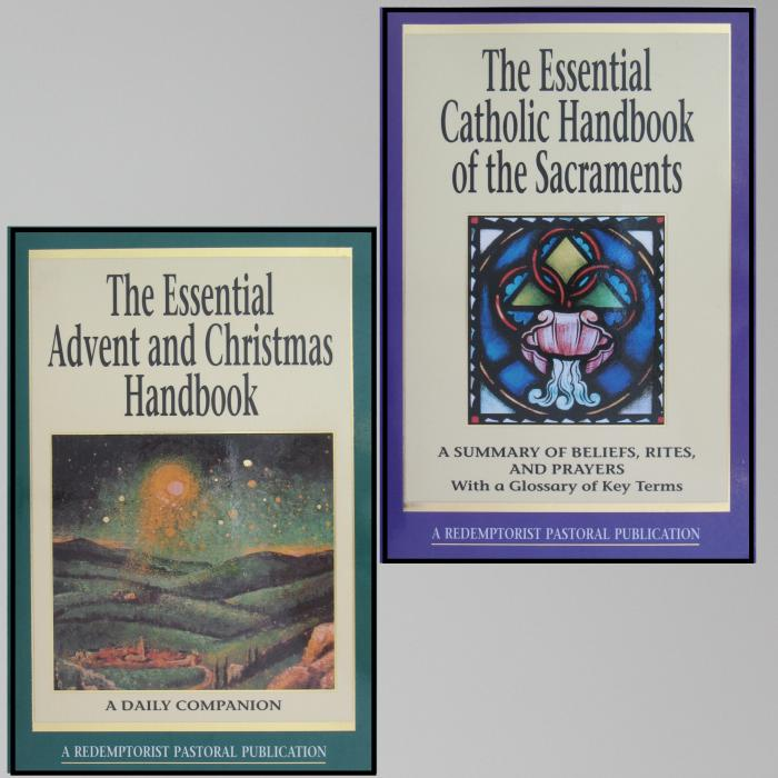 Essential Handbook - The Sacraments or Advent and Christmas