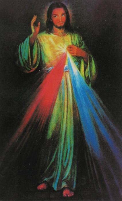 Divine Mercy - Mercy Prayer