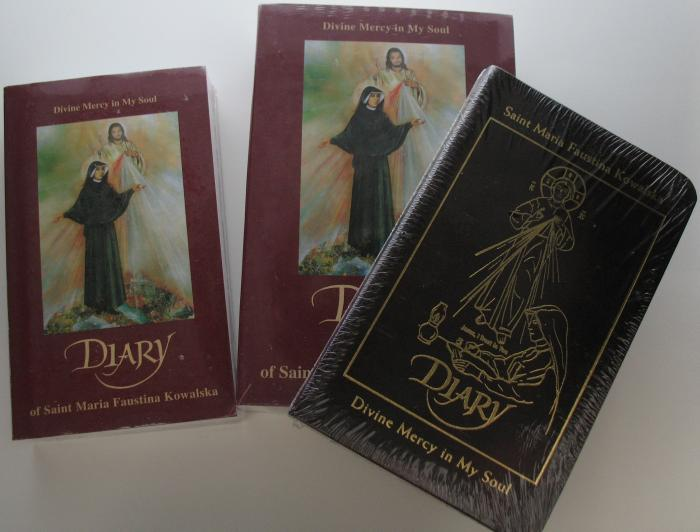 Diary of St. Faustina - Divine Mercy In My Soul