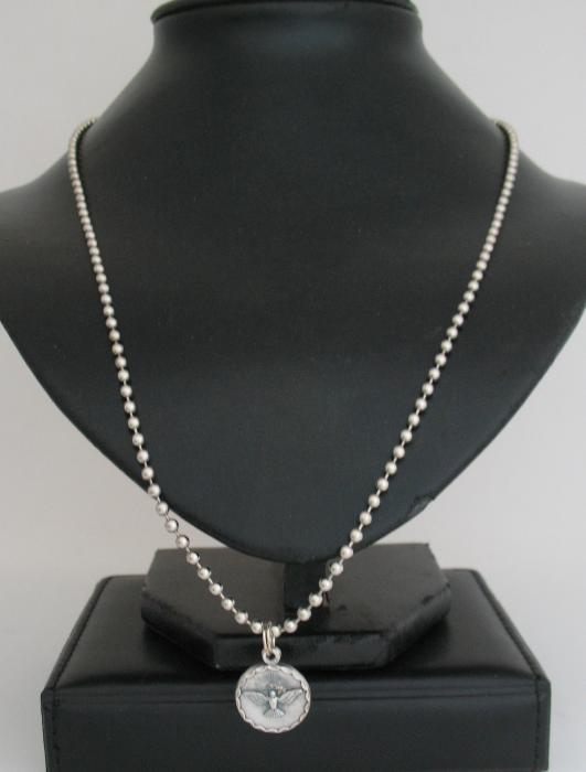 Dove Pendent on Ball Chain