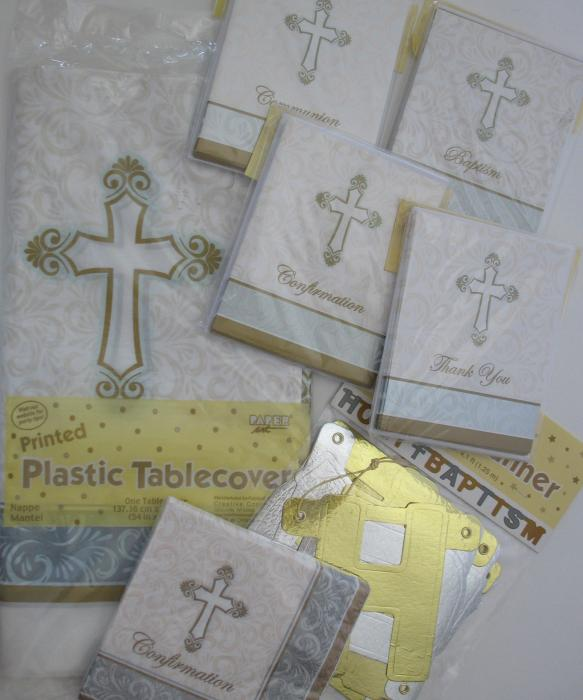 Party Supplies - Divinity