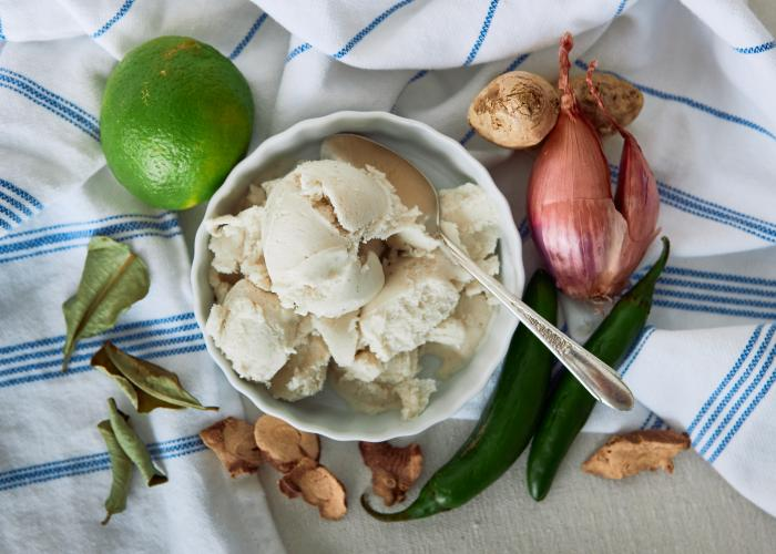 Spicy Thai Green Curry - Cup