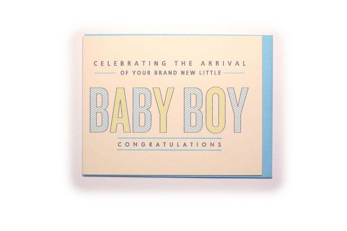 Kid Icarus - Celebrating the Arrival of Your Brand New Little BABY BOY