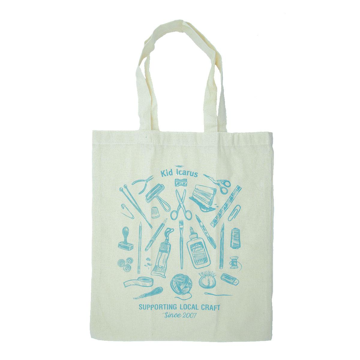 Kid Icarus -TOTE BAG- Crafter