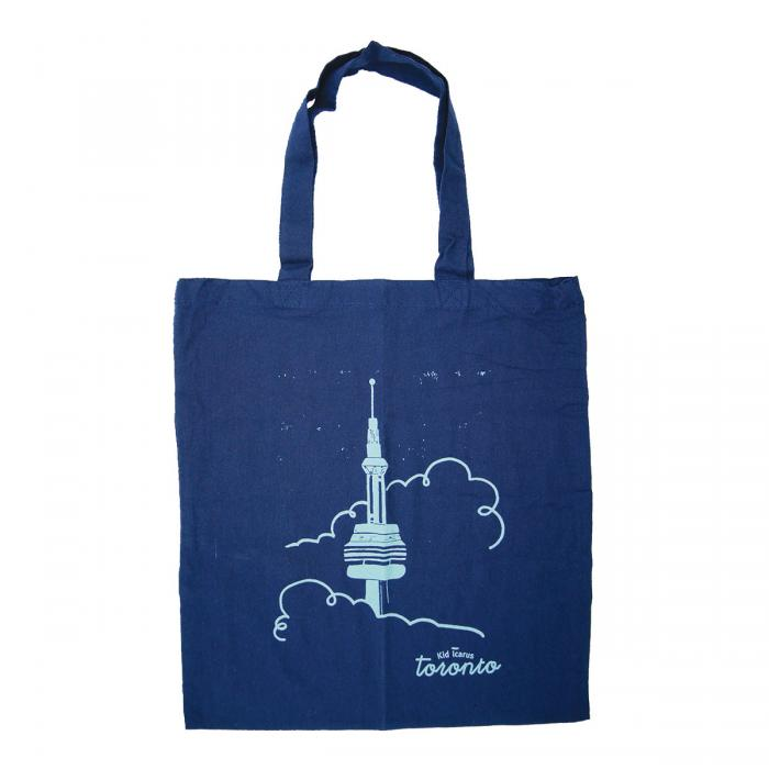 Kid Icarus -TOTE BAG- CN Tower