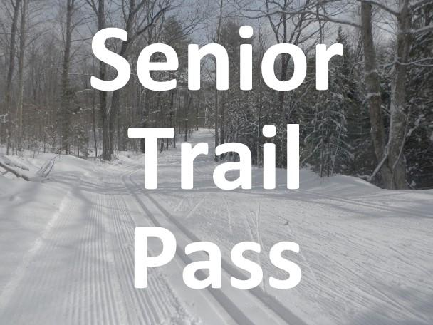 Senior Trail Pass