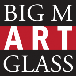 Big M Art Glass logo