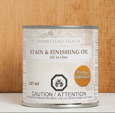 Stain & Finishing Oil - All in One - Driftwood