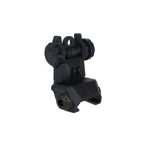 XTS Polymer Rear Flip-up Sight