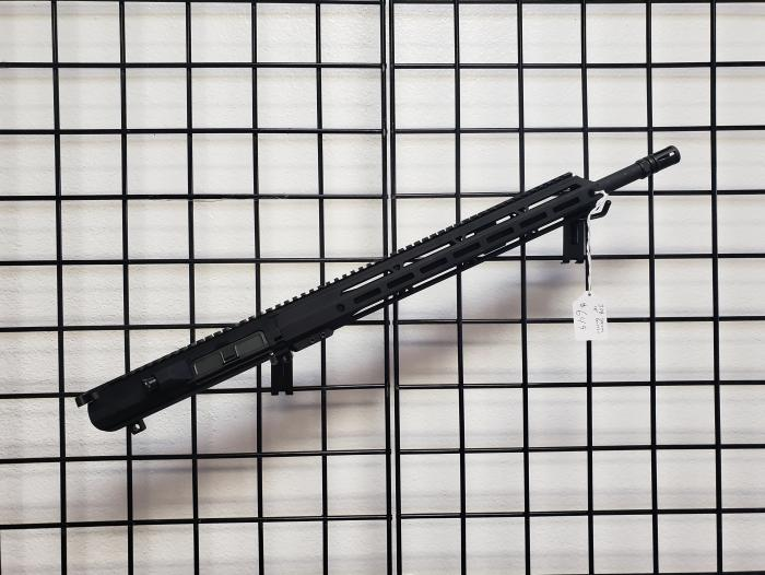 "Complete AR10 Upper in .308 with Billet Upper Receiver, 18"" Barrel and 15"" MLOK Rail"