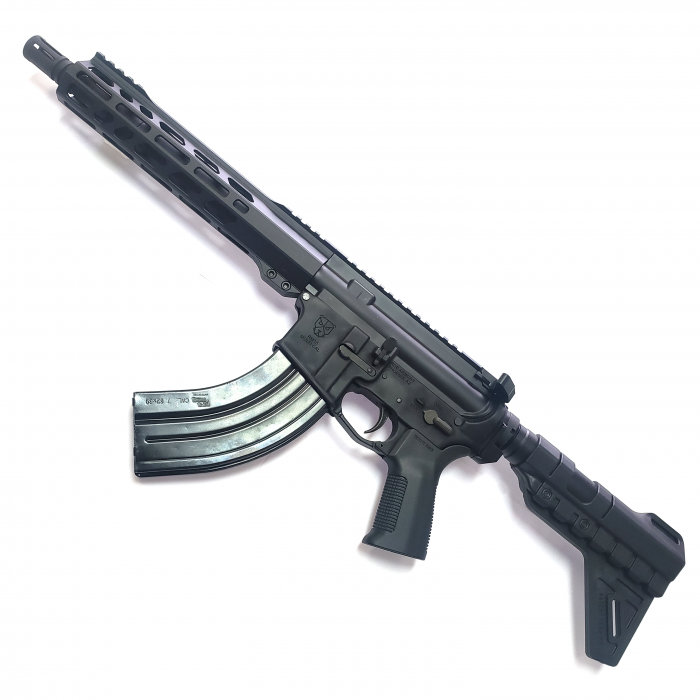"ROE Armory RM 15 Pistol with 10"" Barrel in 7.62x39"