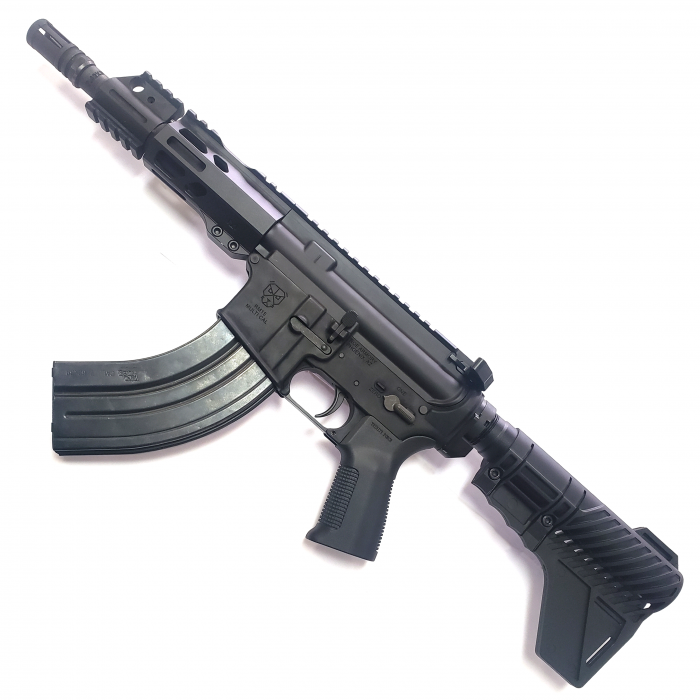 "ROE Armory RM 15 Pistol with 7.5"" Barrel in 7.62x39"