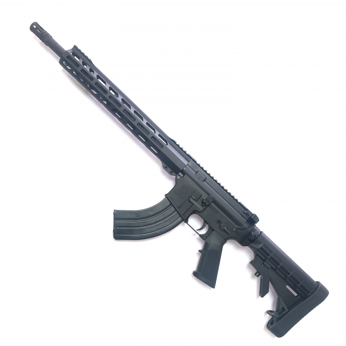"ROE Armory RM 15 Rifle with 16"" Barrel in 7.62x39"